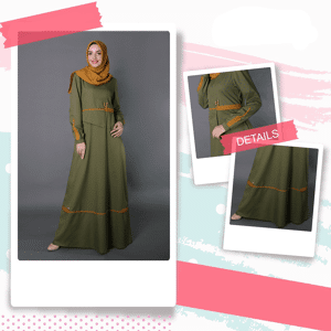 Gamis Ethica Terbaru Ethica Collection