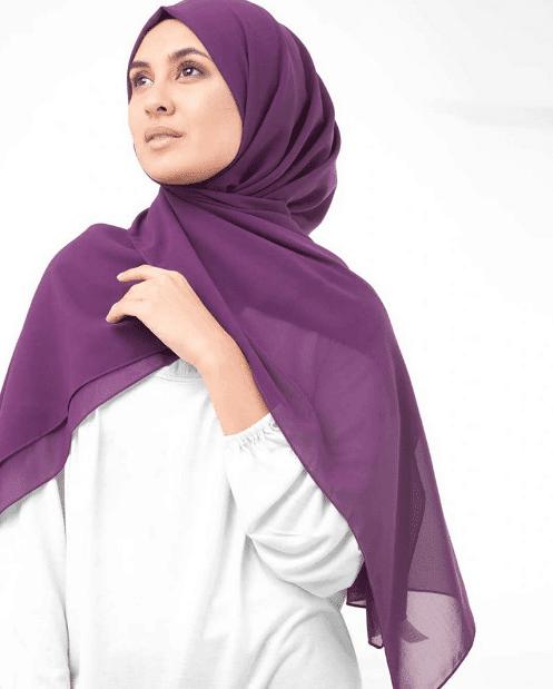 Jenis-jenis Jilbab Ceruti